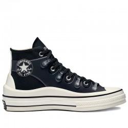 Black Converse Kim Jones Edition Chuck 70 Utility Wave Hi Sneakers