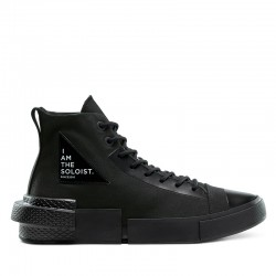 Black Unisex Converse x The Soloist Disrupt CX High Top