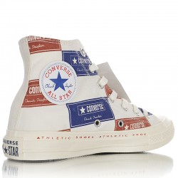 Chuck Taylor Converse All Star Bold Branding High Top
