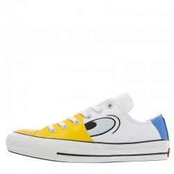 Converse All Star 100 Donald Duck Low Tops Shoes