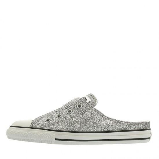 Converse All Star S Glittery Mule Slip