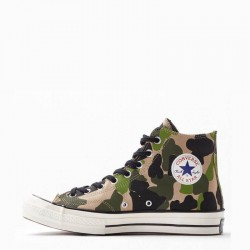 Converse Camo Chuck 70 High Top Shoes