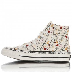 Converse Cartoon Pattern Chuck Taylor All Star 1970s High Tops Shoes