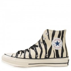Converse Chuck 1970 Zebra High Tops
