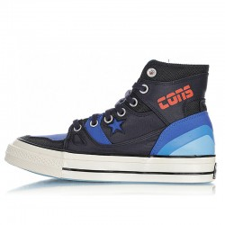 Converse Chuck 70 E260 High Black Royal Sneakers