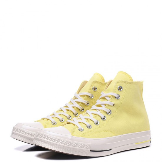 Converse Chuck 70 High Top 18SS Yellow Canvas