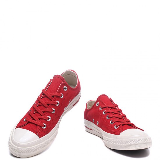 Converse Chuck Taylor 70 Heritage Court Low Top Gym Red