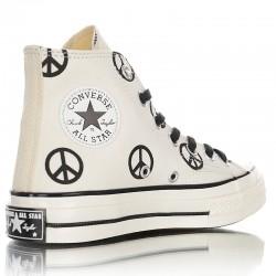 Converse Chuck Taylor All Star 70 Unleash Peace High Top Egret
