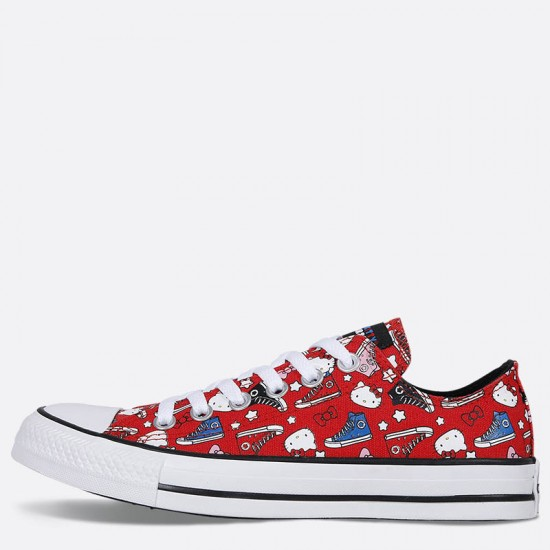 Star Hello Kitty Low Red
