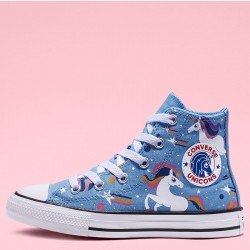 Converse Chuck Taylor All Star Unicons High Top Blue