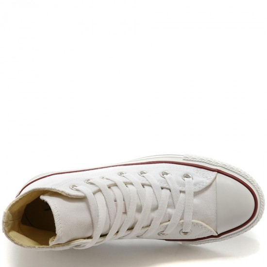 Converse Chuck Taylor All Star White Canvas High Top