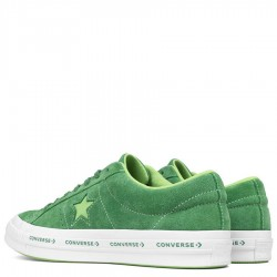 Converse One Star Ox Mint Green Suede Low Top