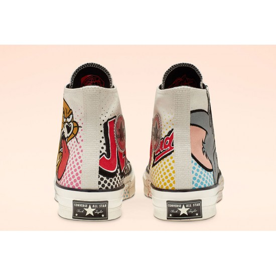 Converse Tom and Jerry Chuck 70 High Top Shoes
