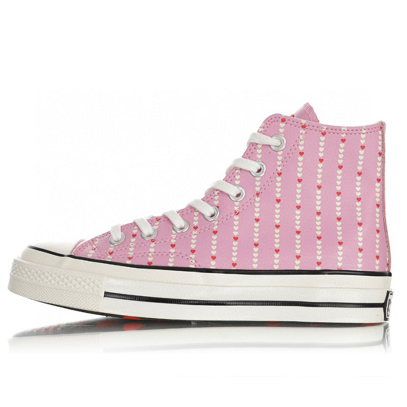 Converse Womens Pink Love Fearlessly