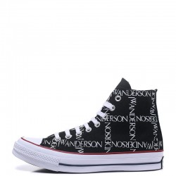 Converse x JW Anderson Chuck 70 Grid High Top Black