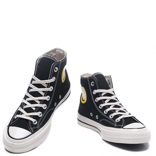 LeBron James Chinatown Market Converse Chuck Taylor All Star 1970S High Top Black