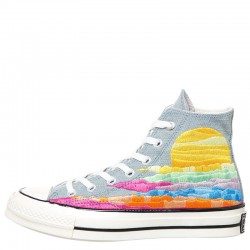 Mara Hoffman x Converse Chuck 70s Full Radial All Star Shoes