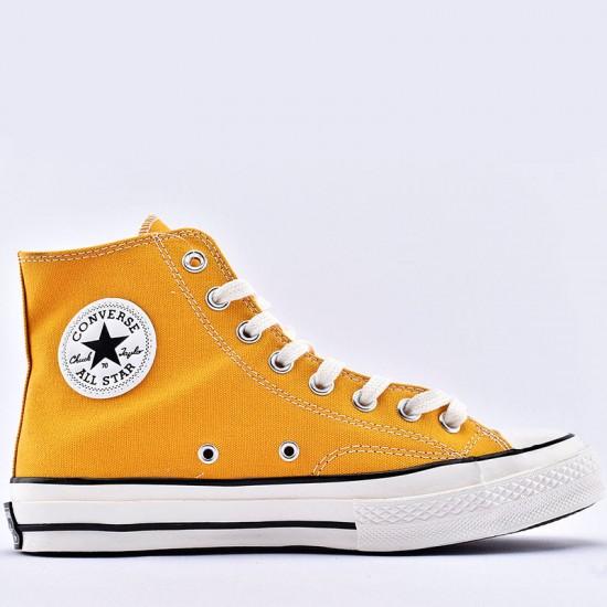 converse yellow