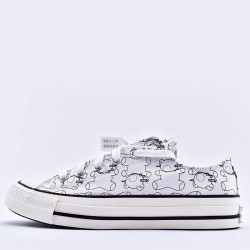 Undercover x Addict Converse Teddy Bear Chuck Taylor All Star Low
