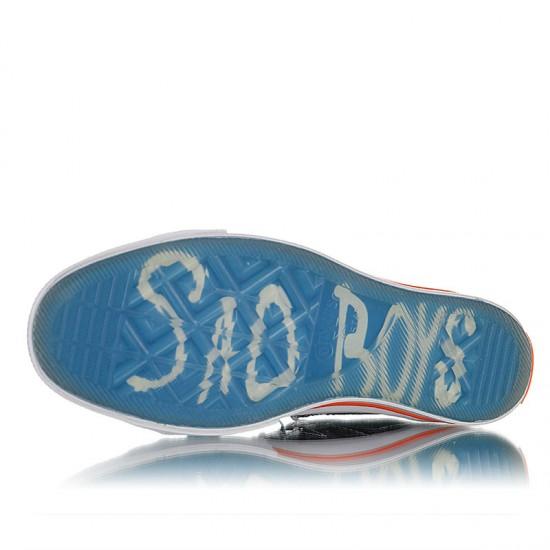 Yung Lean Sad Boys x Converse One Star Suede OX Low Black