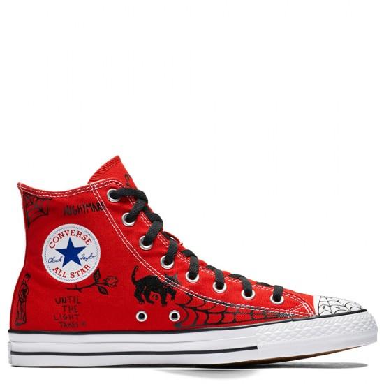 Converse All Star Pro Sean Pablo Red