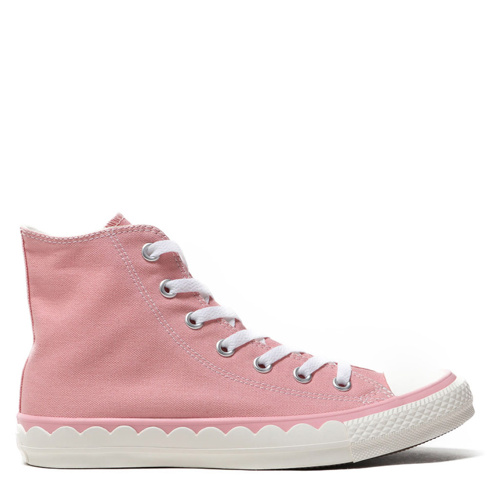Converse All Star Scallop Tape Pink