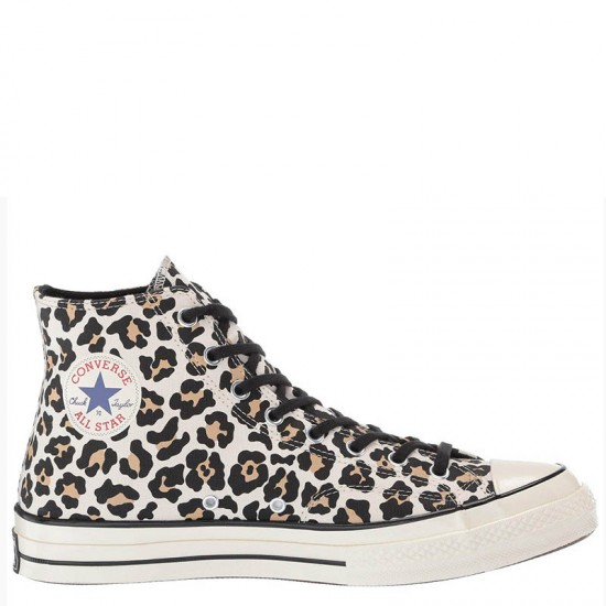 Converse Chuck 1970 High Tops Leopard Shoes