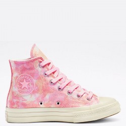 Converse Chuck 70 Beach Dye Pink High Top Womens Shoes