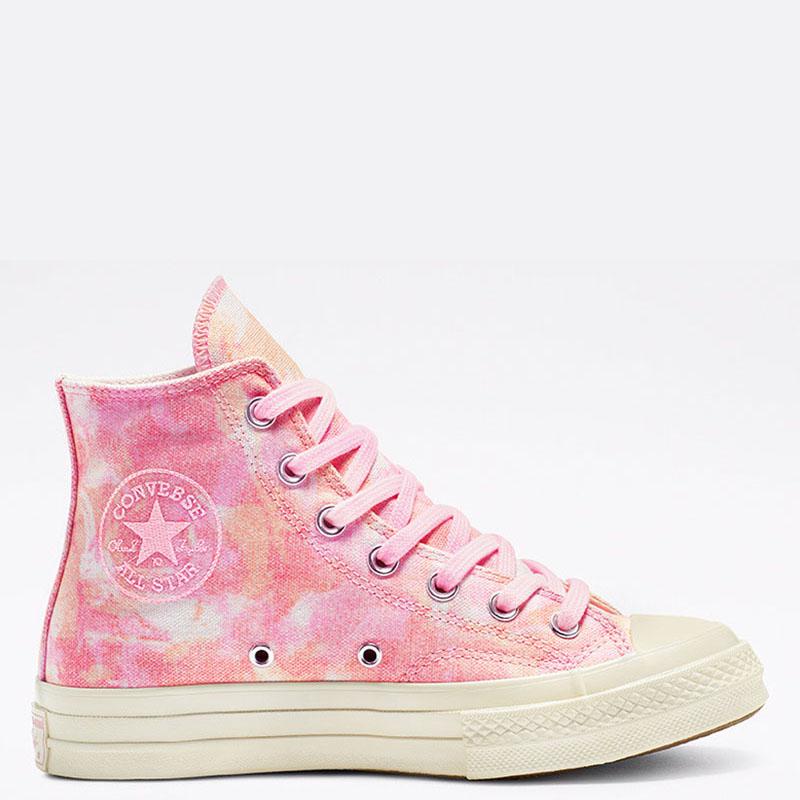 Converse Chuck 70 Beach Dye Pink High