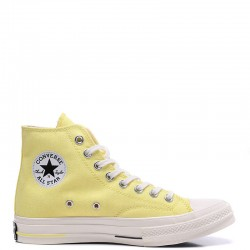Converse Chuck 70 High Top 18SS Yellow Canvas