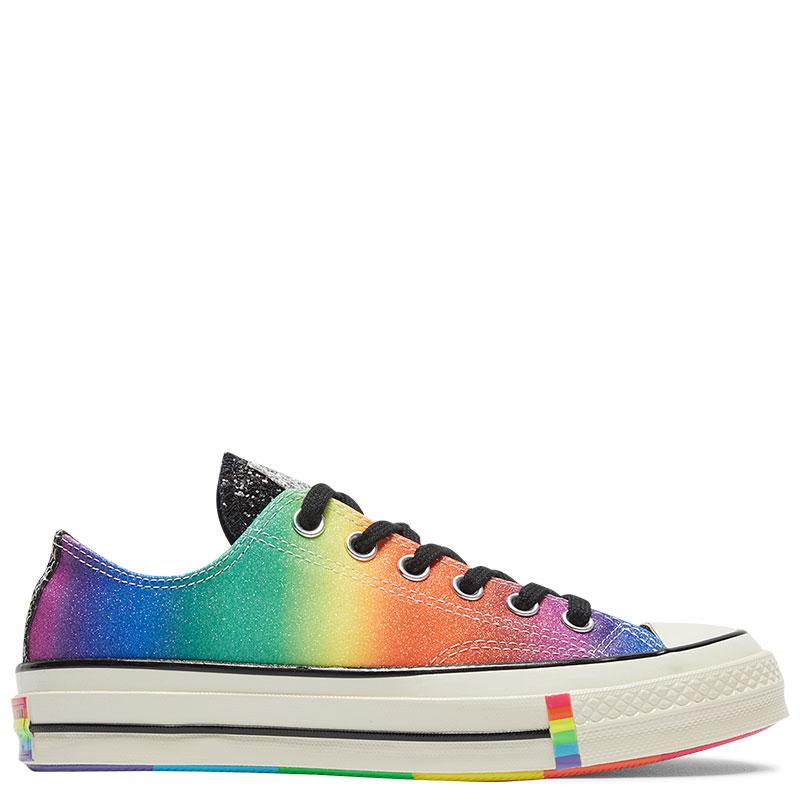 Converse Chuck 70 Pride Rainbow Glitter