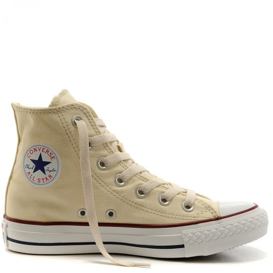 converse chucks beige high