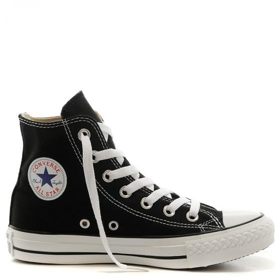 Converse Chuck Taylor All Star Black Canvas High Top