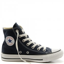 Converse Chuck Taylor All Star Blue Canvas High Top