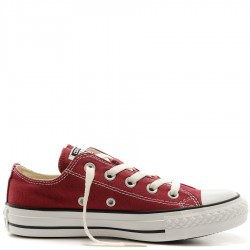 Converse Chuck Taylor All Star Burgundy Low Top