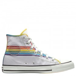 Converse Chuck Taylor All Star Pride High Top White