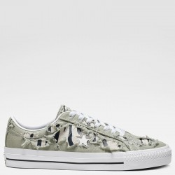 Converse One Star Pro Archive Prints Low Top