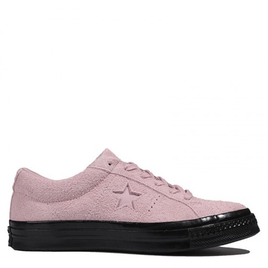 Converse One Star Stussy Pink Suede