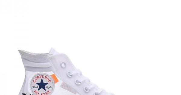 Off-White x Converse The Ten Chuck 70
