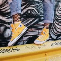 Yellow Converse Chuck Taylor All Star High